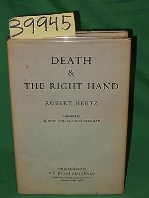 Death & The Right Hand: Hertz, Robert