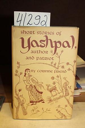 Short stories of Yashpal, author and patriot: Yashpal