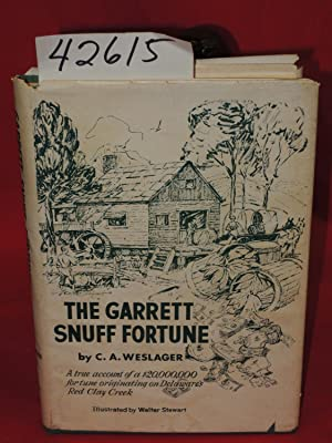 The Garrett Snuff Fortune: Weslager, C. A.