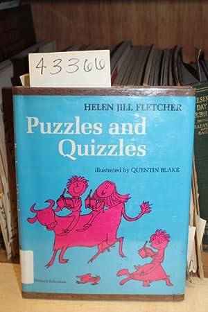 Puzzles and Quizzles: Fletcher, Helen Jill