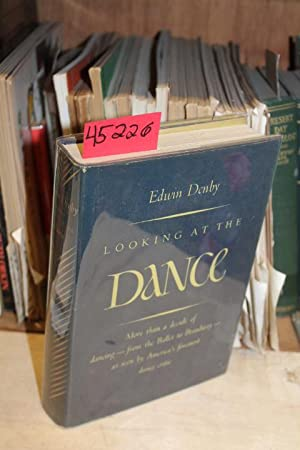 Looking at the Dance: Denby, Edwin