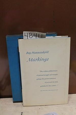 MARKINGS IN SLIPCASE: HAMMARSKJOLD, DAG