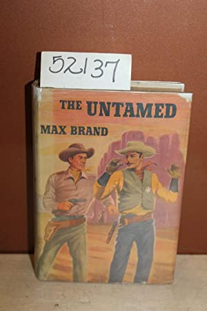 The Untamed: Brand, Max