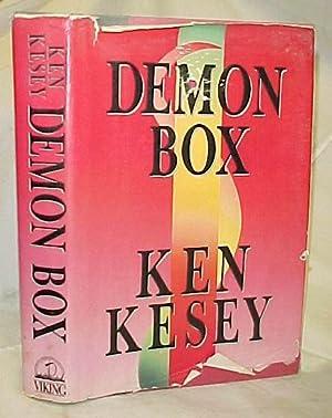 Demon Box: Kesey, Ken Signed
