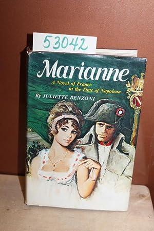 Marianne: Benzoni, Juliette and Carter, Anne [Translator]
