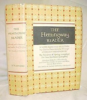 The Hemingway Reader: Hemingway, Ernest