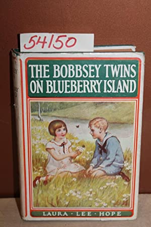 The Bobbsey Twins on Blueberry Island: Hope, Laura Lee
