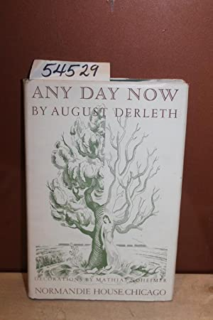 Any Day Now: Derleth, August