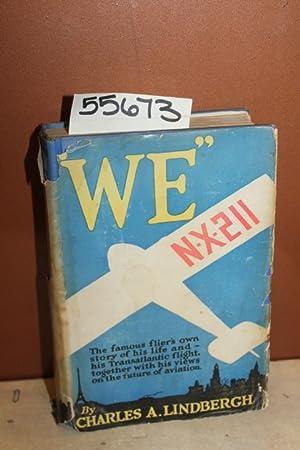 We N-X-211: Lindbergh, Charles A.
