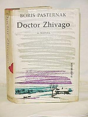 Doctor Zhivago 1958: Pasternak, Boris