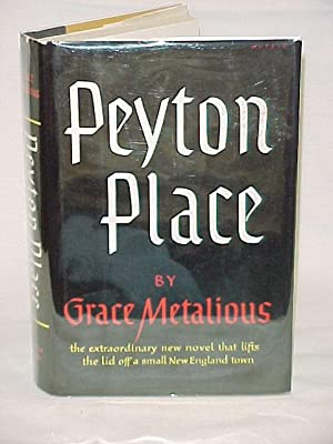 Peyton Place: Metalious, Grace
