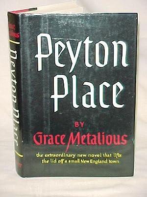 Peyton Place: Metalious, Grace