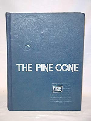 The Pine Cone; Lindsey Wilson College 1965: Lindsey Wilson College