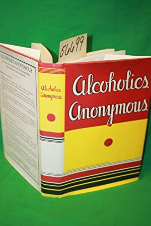 alcoholics anonymous first edition big book