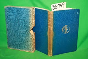 Emma,1932, Leather, Blue, Slipcase, Macmillan, London, Thomson: Austen, Jane