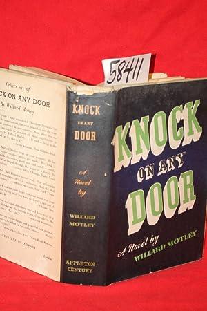Knock on Any Door: Motley, William