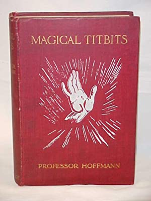 Magical Titbits: Hoffmann, Professor