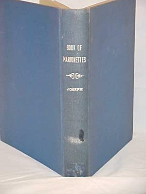 A Book of Marionettes: Joseph, Helen Haiman