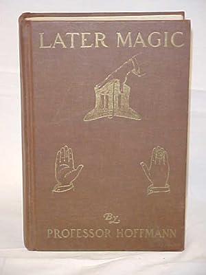 Later Magic: Hoffmann, Professor