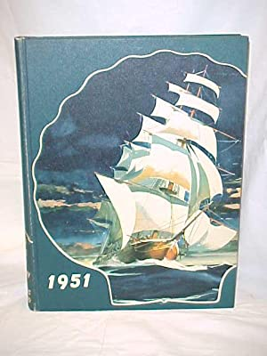 The 1951 Lucky Bag; The Yearbook of the Brigade of Midshipmen: US NAVAL ACADEMY Lucky Bag
