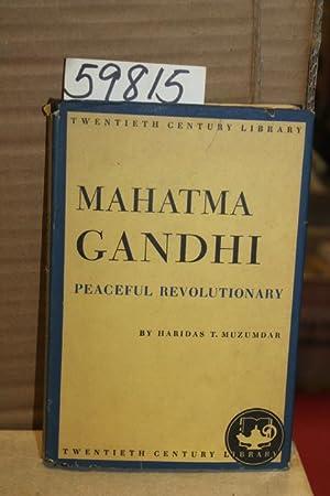 Mahatma Gandhi: Muzumdar, Haridas T.