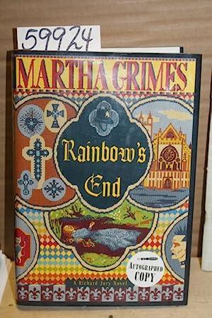 Rainbow's End: Grimes, Martha signed