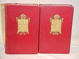 The Three Musketeers Vols. I-II: Dumas, Alexandre