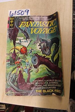 Fantastic Voyage No. 2 (Comic Book): Fantastic Voyage