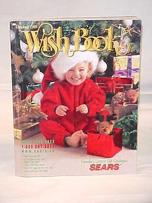 Sears Wish Book Christmas 1999 Canada: Sears Roebuck