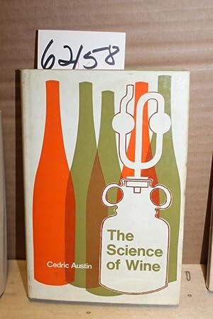 The Science of Wine: Austin, Cedirc