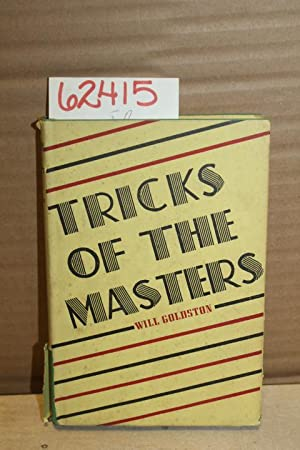 Tricks of the Masters: G oldston, Will