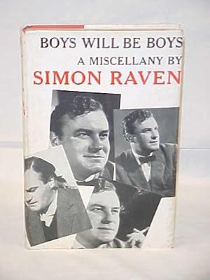Boys Will Be Boys: Raven, Simon