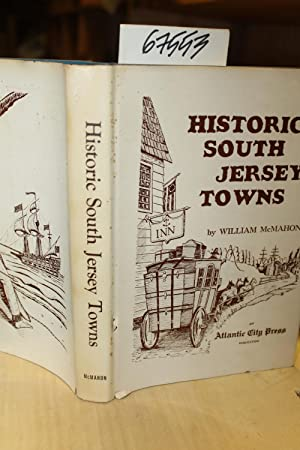 Historic South Jersey Towns Atlantic City Press: McMahon, William