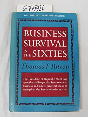 Business Survival in the Sixties: Patton, Thomas F.