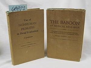 Baboon in Medical Research: Proceedings WORN DJ: Vagtborg, Harold