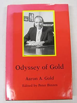 Odyssey of Gold: Gold, Aaron A.