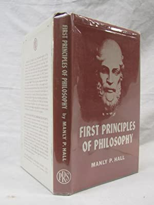First Principles of Philosophy, Direction of Mental: Hall, Manly P.