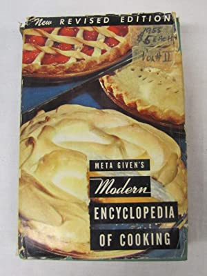 Modern Encyclopedia of Cooking Volume 2: Given's Meta