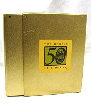 THE HOBBIT or There and Back Again 50TH ANNIV. ED: Tolkien, J.R.R.