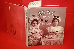 Ices Plain and Fancy The Book of: Marshall, A.B.