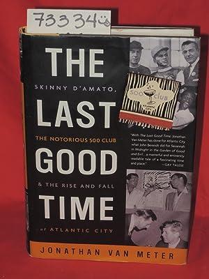 The Last Good Time: Meter, Jonathan Van