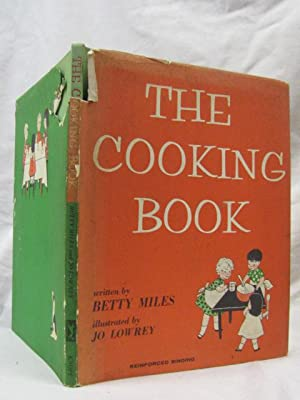 The Cooking Book: Miles, Betty
