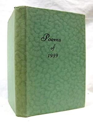 Poems of 1959: Arthur H. Stockwell, Ltd
