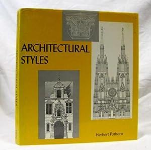 Architectural Styles: Pothorn, Herbert