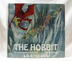 The Hobbit Great color illustrated cover 3D dj: Tolkien, J. R. R.