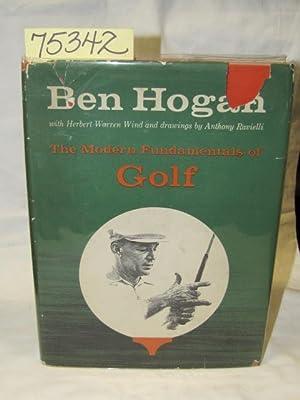 The Modern Fundamentals of Golf: Hogan, Ben & Wind, Warren