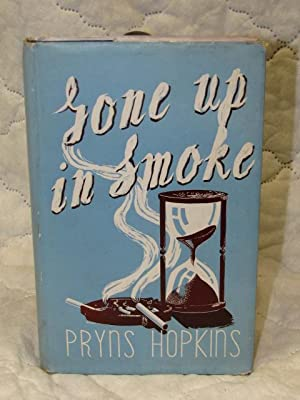 "Gone up in Smoke ""An Analysis of Tobaccoism"": Hopkins, Pryns"