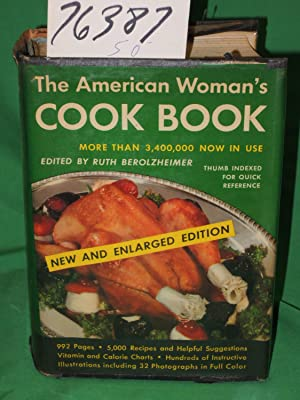 American Woman's Cook Book: Berolzheimer, Ruth