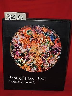 Best of New York Impresions in Continuity: Mascetta, Victoria & Nicholas