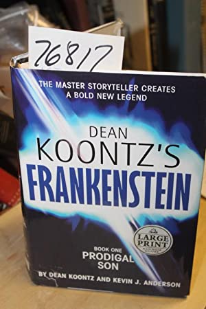 Frankenstein Book one Prodigal Son: Koontz, Dean